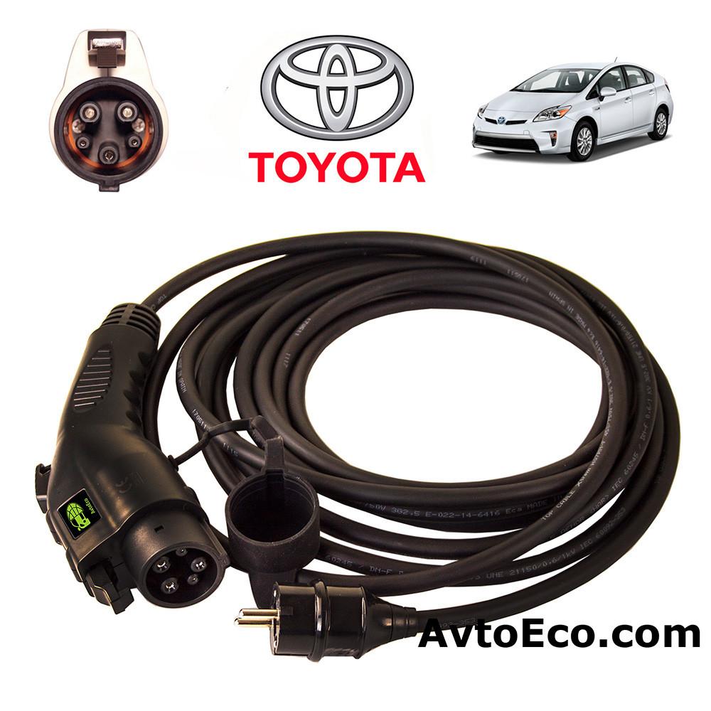 Зарядное устройство для электромобиля Toyota Prius Plug-in Hybrid AutoEco J1772-16A