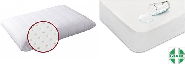 Свойства защитных чехлов на матрасы и подушки