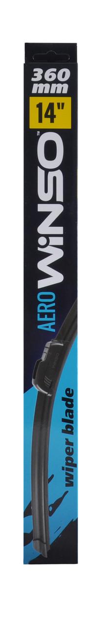 Бескаркасная щетки стеклоочистителя WINSO AERO 14/360мм