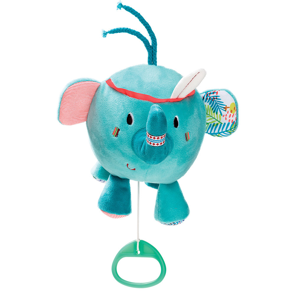 Lilliputiens - Музыкальная игрушка слоник Альберт