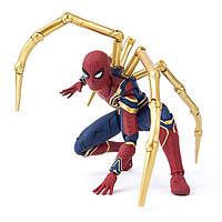 Подвижная фигурка Человек Паук / Spiderman Marvel / Людина Павук 16см