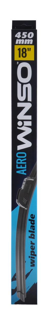Бескаркасная щетки стеклоочистителя WINSO AERO 18/450мм