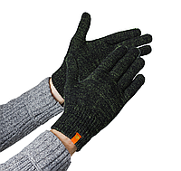 Перчатки бамбуковые зимние AntiFrozen черные