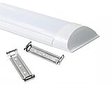 Светодиодный LED линейный светильник (плазма) Avaton 36W 6400k 1200mm, фото 3