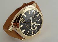 Мужские часы CURREN - BUSSINES STYLE, цвет корпуса gold, черный циферблат