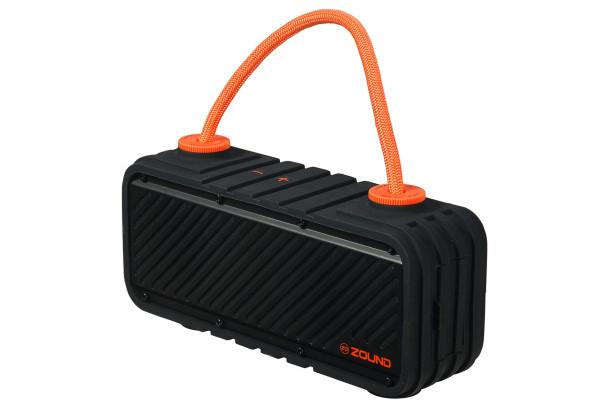 Портативная акустика ZOUND Shock X1 Black/Orange