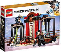 Lego Overwatch Хензо против Гэндзи 75971, фото 1