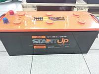 Автомобильный аккумулятор StartUp(Веста) 140Ah, L,EN 900, Работаем с НДС