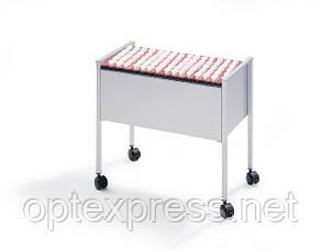 Офісна пересувний візок для підвісних папок ECONOMY 80 A4