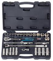 Набор профессиональных инструментов для СТО 30шт, 1/2 918.0830 KS Tools Германия