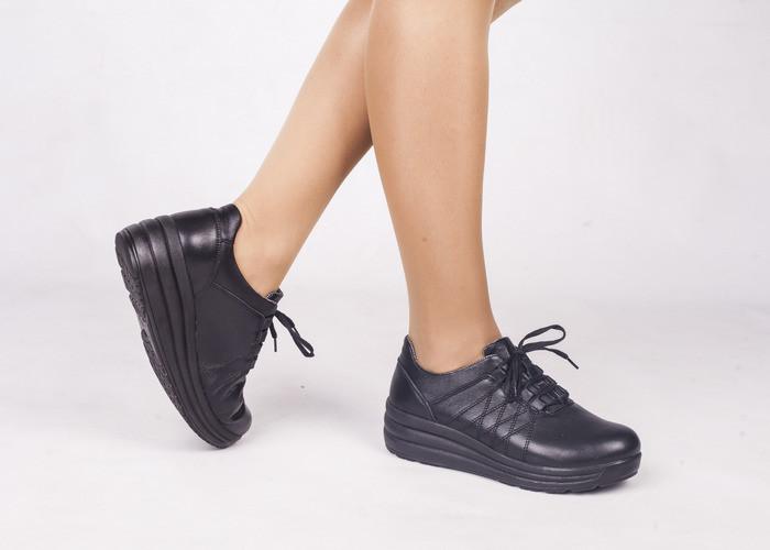 Женские ортопедические  туфли М-017 р.36-41 23.5