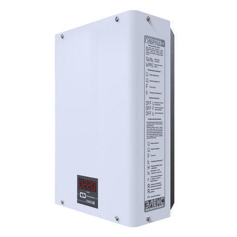 Стабилизатор напряжения 2.2 кВт ЭЛЕКС Гибрид 9-1/10A v2.0