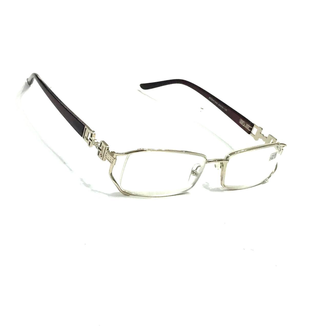 Корригирующие очки с белой линзой