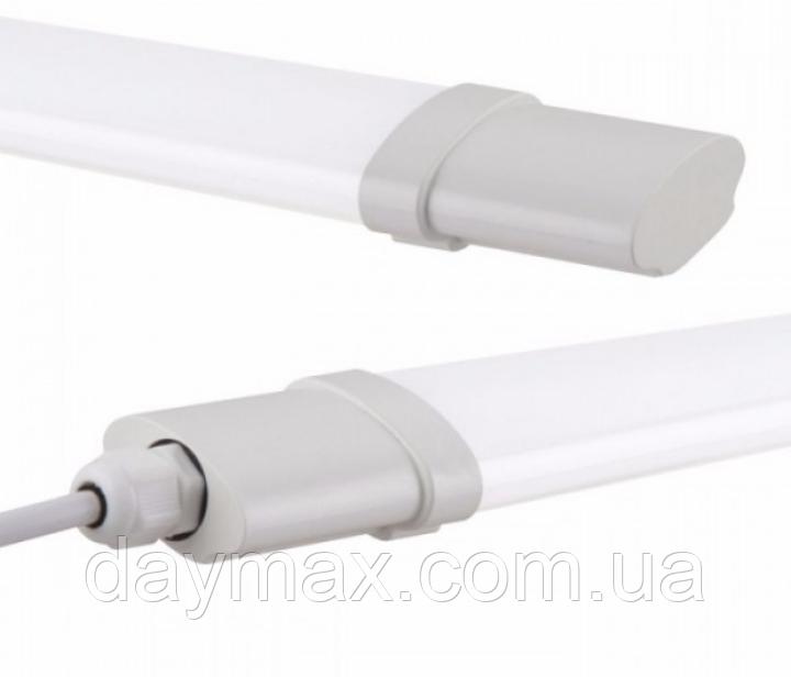 Світлодіодний герметичний LED світильник 36w 6400к, лінійний,пило-вологозахищений IP65(ПВЗ) Avaton