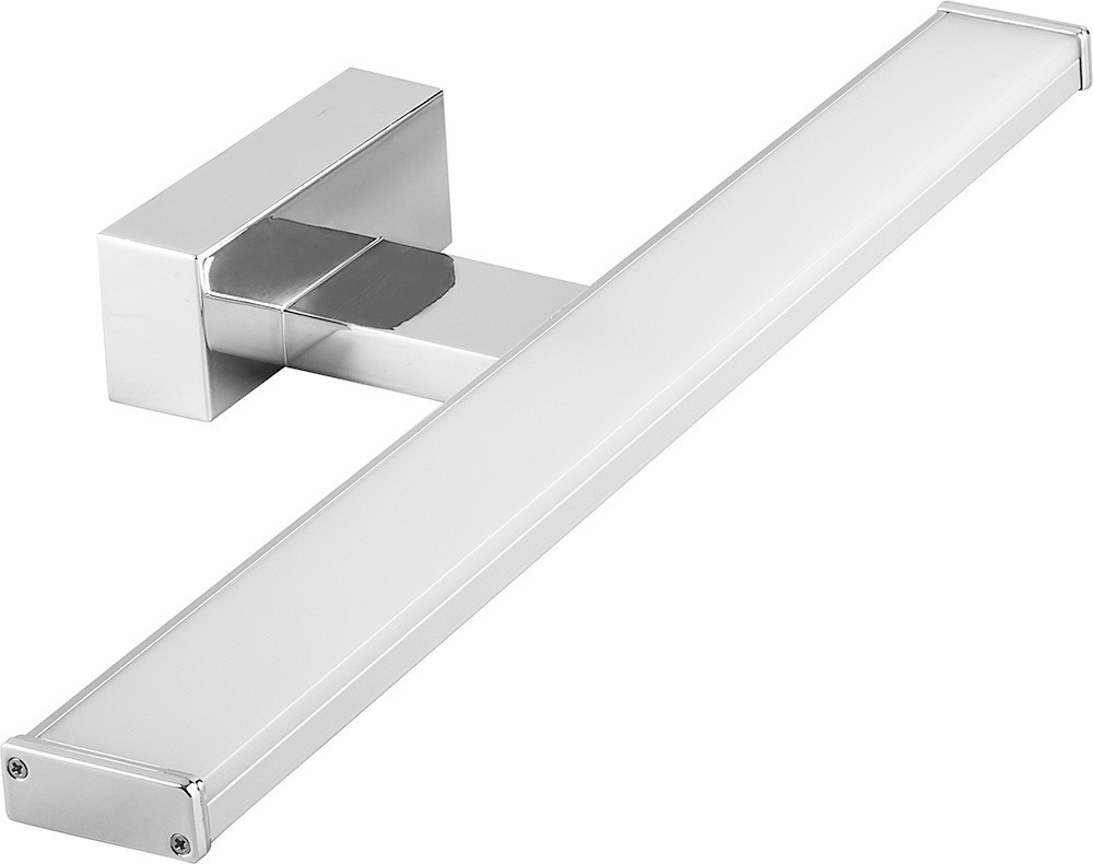 Светодиодный светильник для подсветки картин и зеркал Feron AL5080 12W 4000K Хром
