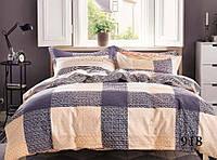 Комплект постельного белья Viluta двуспальный 220х200, 100% хлопок, ранфорс