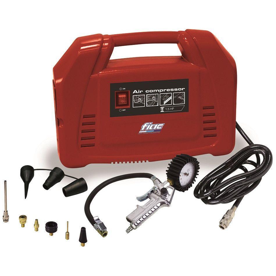 Компрессор поршневой прямоприводный FIAC PIT STOP (Пр-сть 160 л/мин)