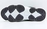 Обувь для баскетбола мужская Jordan OB-3038-2, черный-белый (р. 42), фото 4