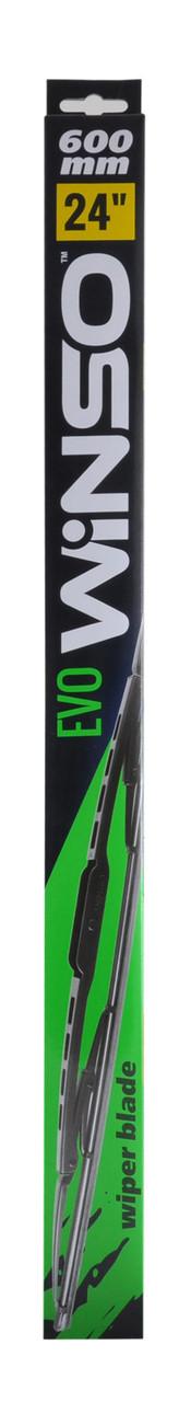 Каркасная щетки стеклоочистителя WINSO EVO 24/600мм