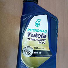 Масло трансмиссионное TUTELA Transmission ZC-90 80W-90 GL3 (1L) (14501616)