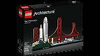 Lego Architecture Сан-Франциско 21043, фото 1