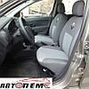 Чехлы на сиденья Renault Megane II Hatch c 2002-09 г. ТМ Элегант тканевые., фото 2
