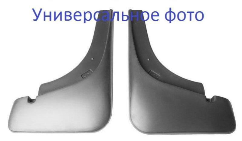 Брызговики на для Audi Q3 (8U) (11-) зад. к-т
