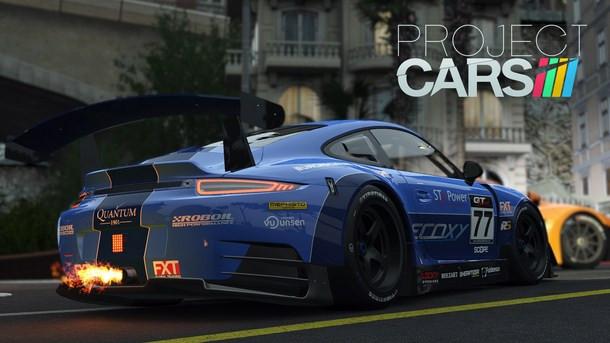 Релиз гоночного симулятора Project CARS снова отложен