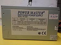 Блок питания POWER MASTER PM-400B 400W 120Fan