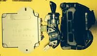 Блок управления двигателем комплект АКПП Subaru Outback 2.5 22611AK281 / 1123000321 / Denso / 2004г