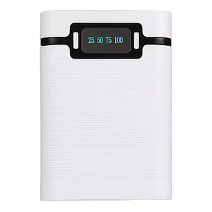 HAWEEL корпус Power bank для аккумуляторов 18650 с фонариком
