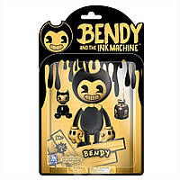 Фигурка -БендиBendy and the Ink Machine : Yellow Bendy Action Figure -Бенди и Чернильная машина