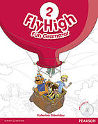 Fly High Level 2 Fun Grammar Pupil's Book (with Audio CD) ISBN: 9781408249741