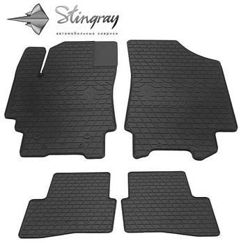 Автомобильные коврики Hyundai Creta 2016- Комплект (Stingray)