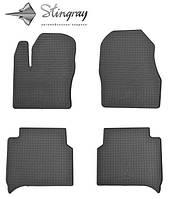 Автомобильные коврики Ford Transit Connect 2014- Комплект (Stingray)