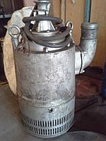 Промышленный погружной насос ГНОМ 100-25У, 380в