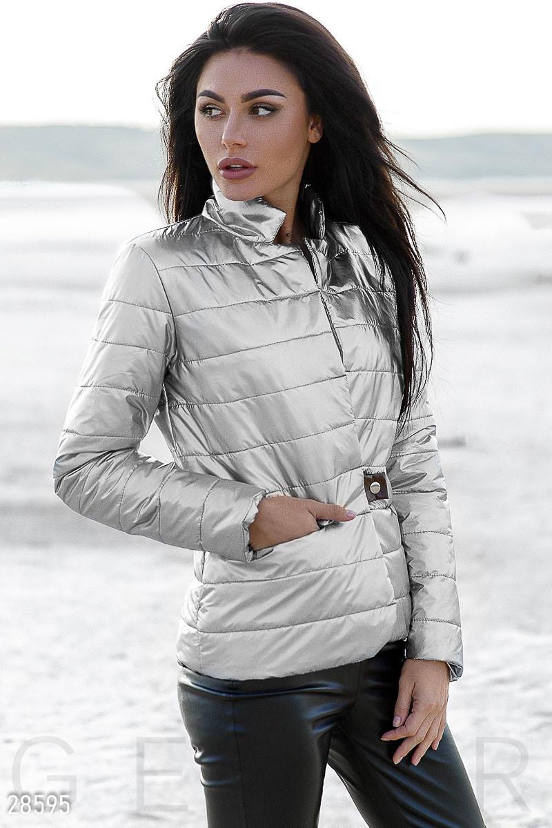 Легкая куртка-жакет