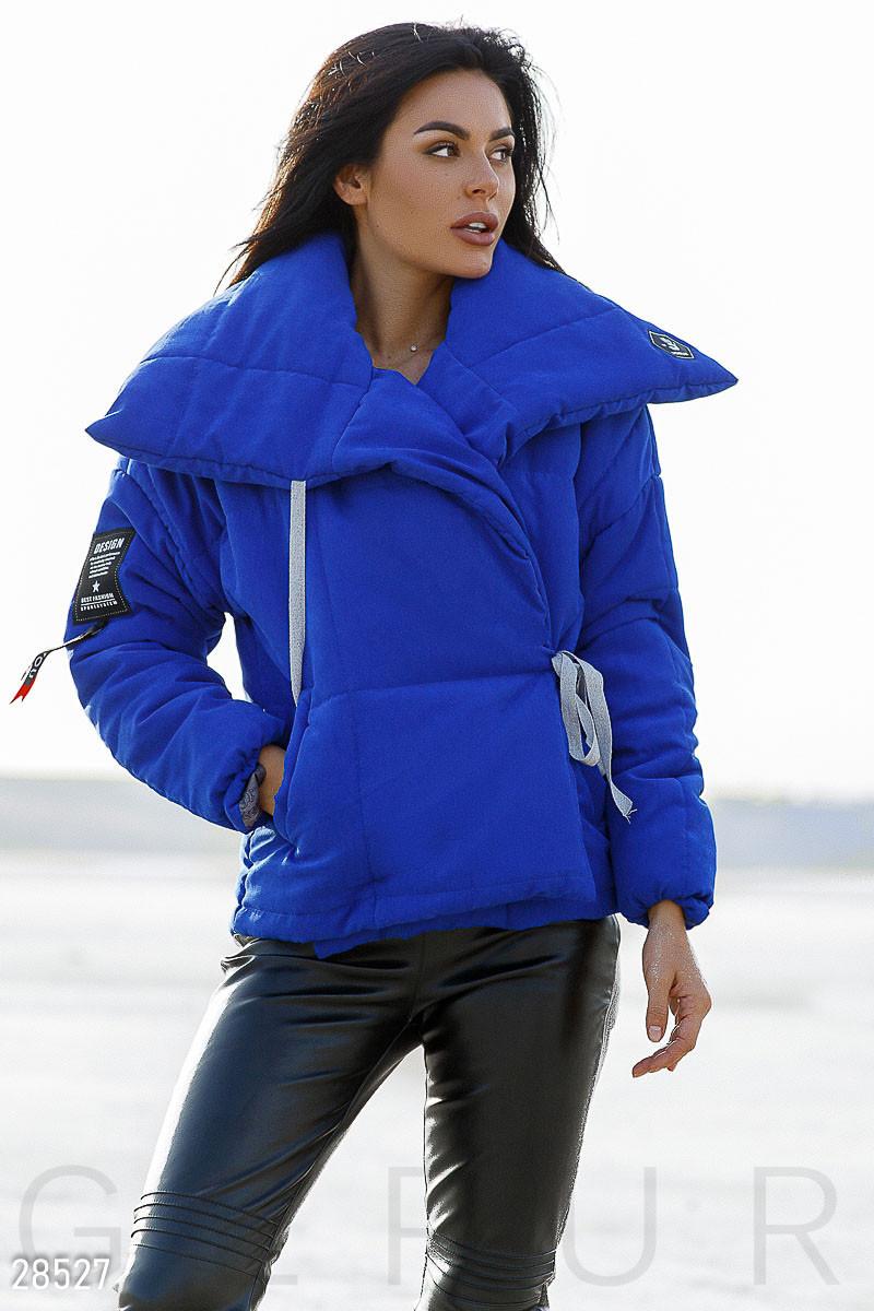 Трендовая зимняя куртка