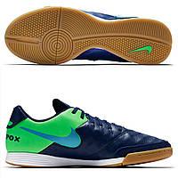 Обувь для зала (бампы) NIKE TIEMPOX GENIO II IC JR 819215-443 размер 39
