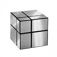 КубикЗеркальный 2х2 ShengShou Mirror, серебро, фото 1