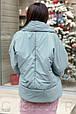 Куртка-жакет на запа́х, фото 3