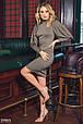 Платье с объемным рукавом, фото 2