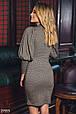 Платье с объемным рукавом, фото 3