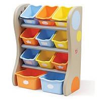 """Органайзер с разноцветными ящиками """"FUN TIME ROOM ORGANIZER"""", фото 1"""