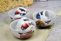 Детский набор посуды Тачки в ассортименте