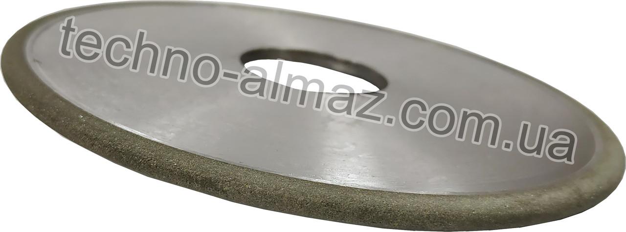 Алмазные круги 1FF1 125 4 R2 32