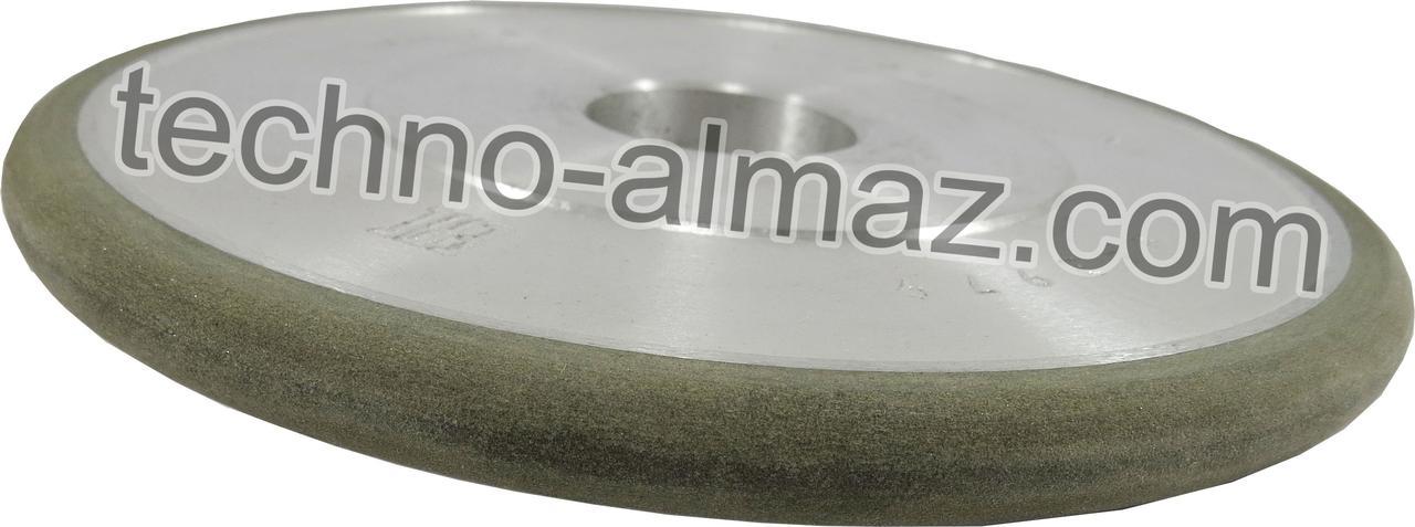 Алмазные круги 1FF1 125 10 4 R 5,0 32
