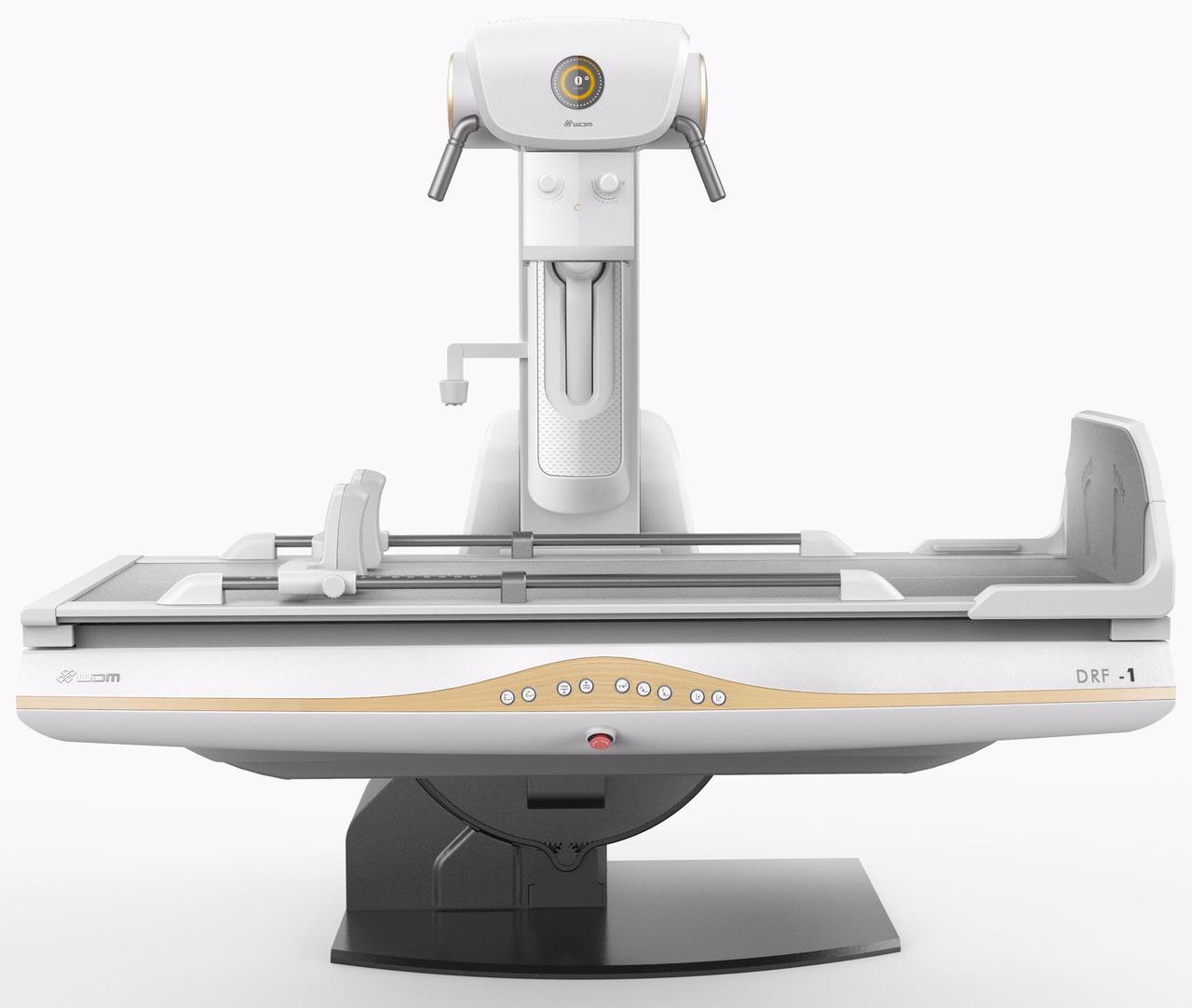 Рентгеновская система на 3 рабочих места с динамическим детектором , фото 1