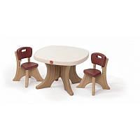 Набор: стол и 2 стула Table and chairs set, фото 1