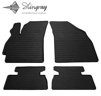 Автомобильные коврики Daewoo Nubira 1997- Комплект (Stingray)